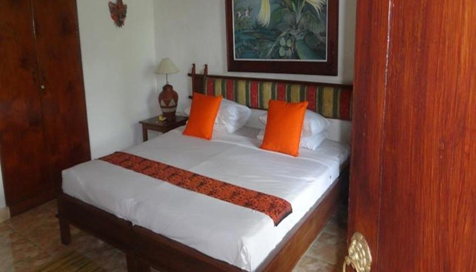 Anom Cottages Bali - Deluxe Room Regular Plan