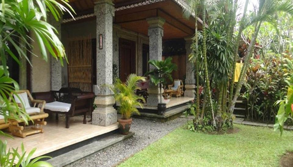 Anom Cottages Bali - Taman