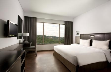 Hakaya Plaza Hotel Balikpapan - Kamar Deluxe Regular Plan