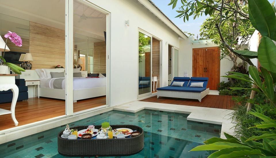 Aleva Villa Bali - Sarapan Terapung