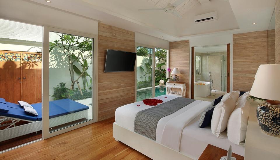 Aleva Villa Bali - Kamar Tidur Tamu
