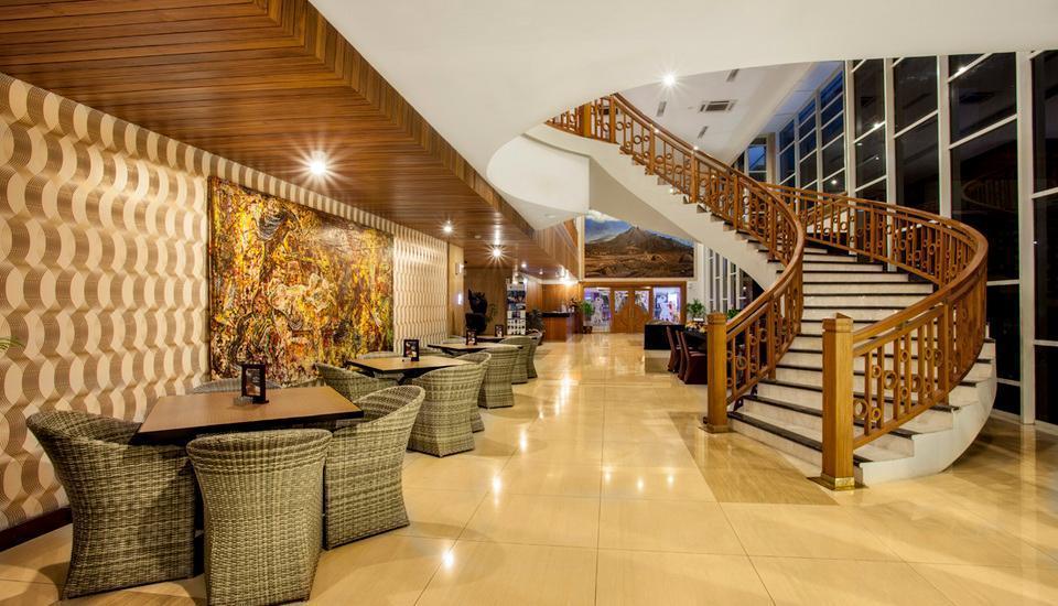 Merapi Merbabu Hotel Jogja - Lobi