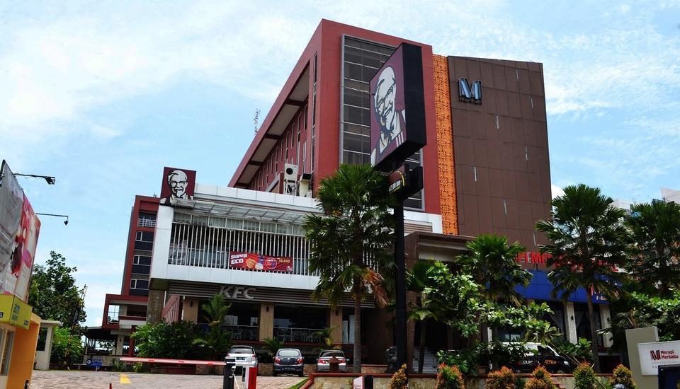 Merapi Merbabu Hotel Jogja - Tampilan Depan