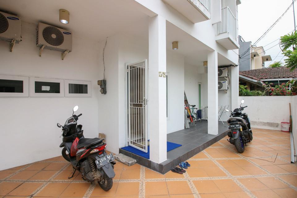 Airy Eco Syariah BSD Serpong Pondok Cempaka Satu 13  Tangerang - Entrance