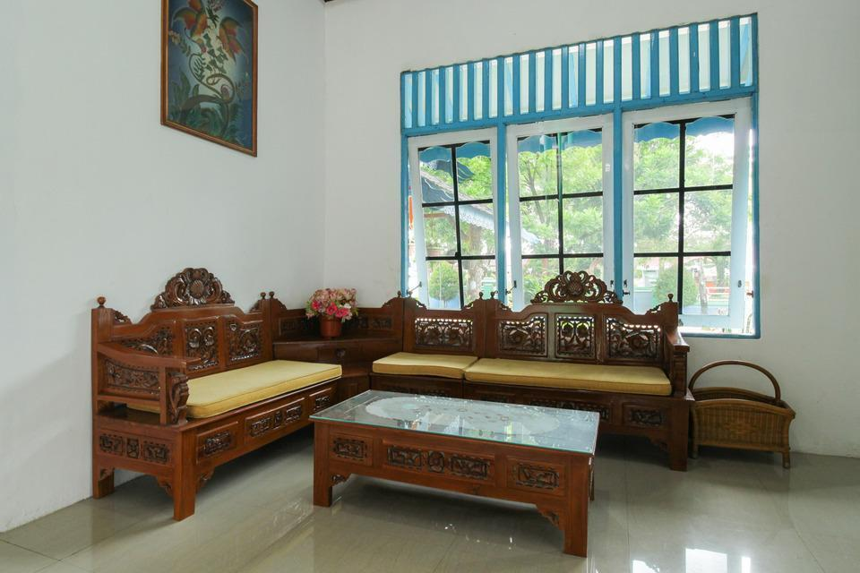 Airy Menteng Raden Saleh 1 Palangkaraya - Lobby