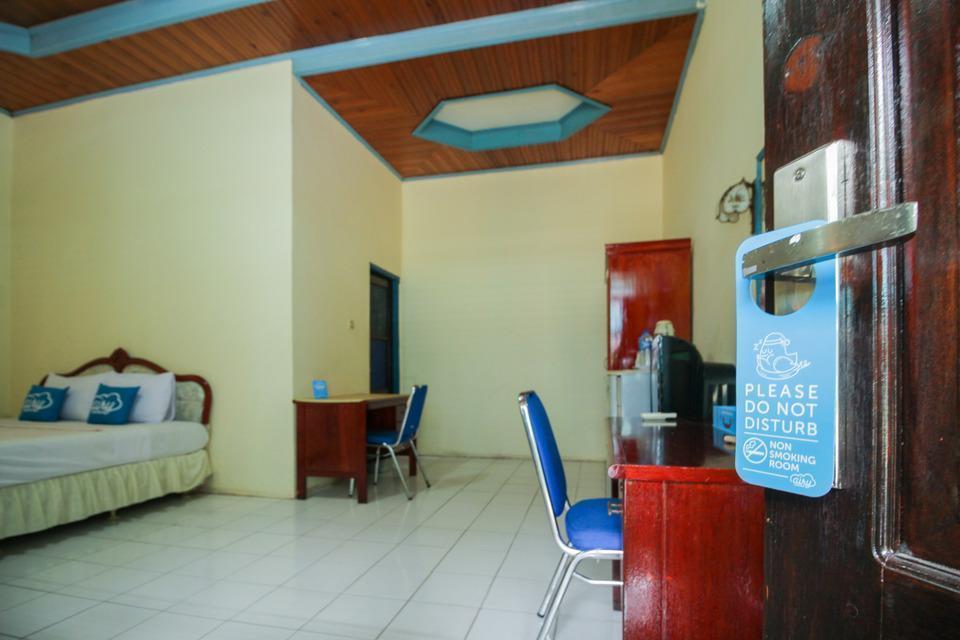 Airy Menteng Raden Saleh 1 Palangkaraya - Deluxe_Door Hanger