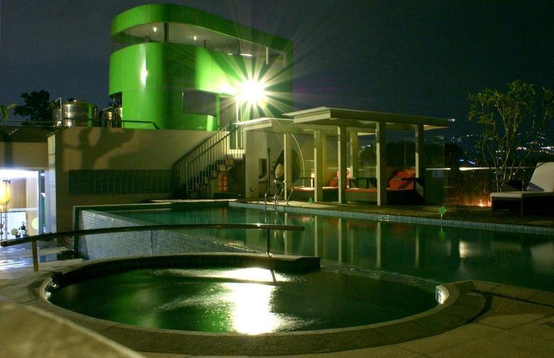 Hotel Citarum Bandung - Kolam Renang