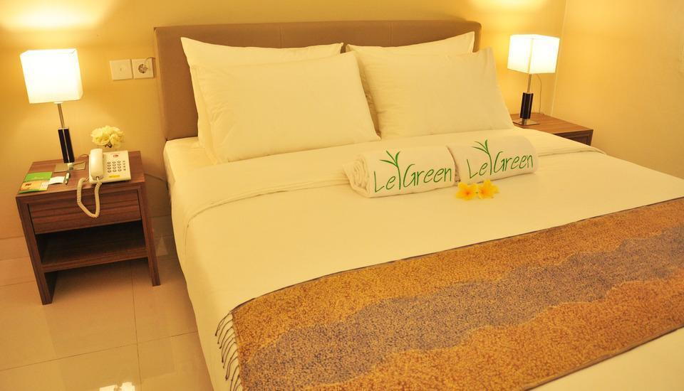 LeGreen Suite Gatot Subroto on Pejompongan V - Double bed