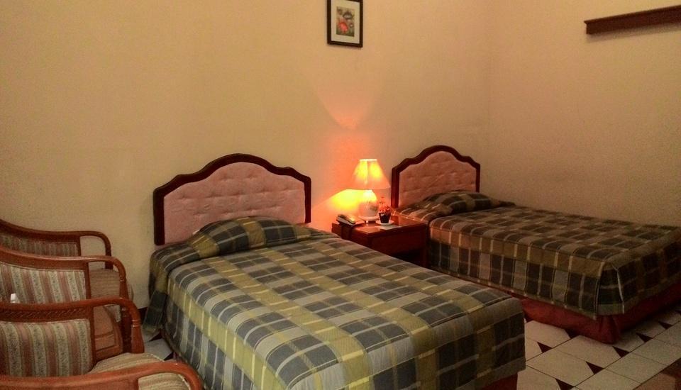 The Bandungan Hotel Semarang - Kamar Deluxe