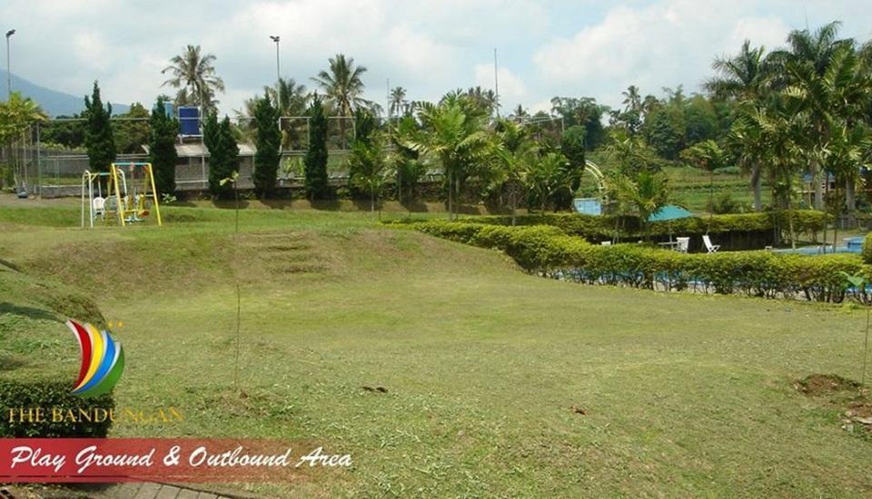 The Bandungan Hotel Semarang - Playground