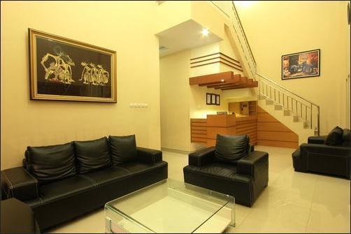 Grand Surya Hotel Yogyakarta - lobby