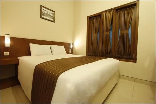 Grand Surya Hotel Yogyakarta - deluxe room