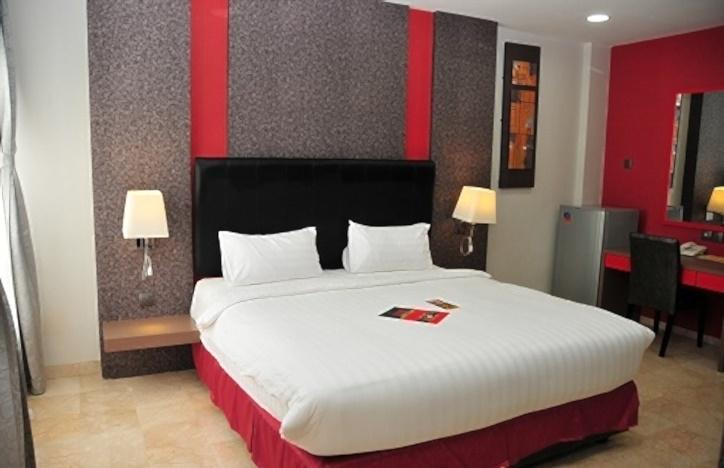 Centro Hotel  Batam - Studio Balcony