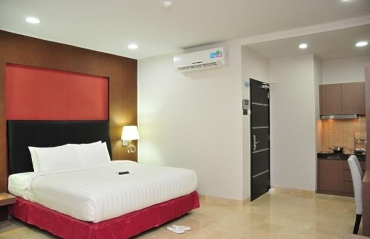 Centro Hotel  Batam - Studio Comfort Room Only Regular Plan