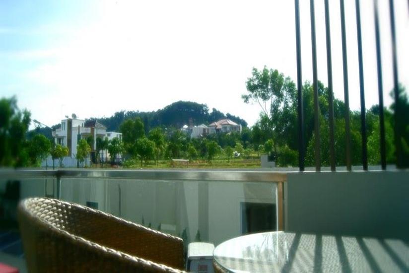 Centro Hotel  Batam - Balkon