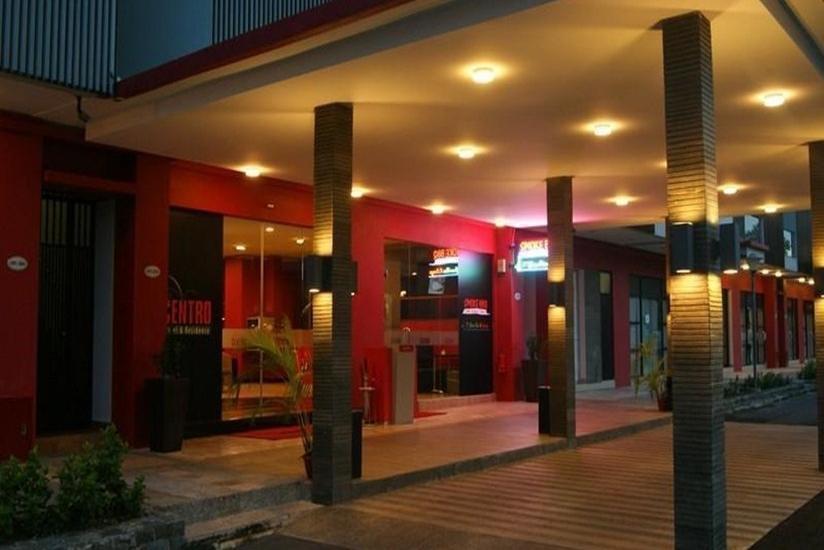 Centro Hotel  Batam - Tampilan Luar Hotel
