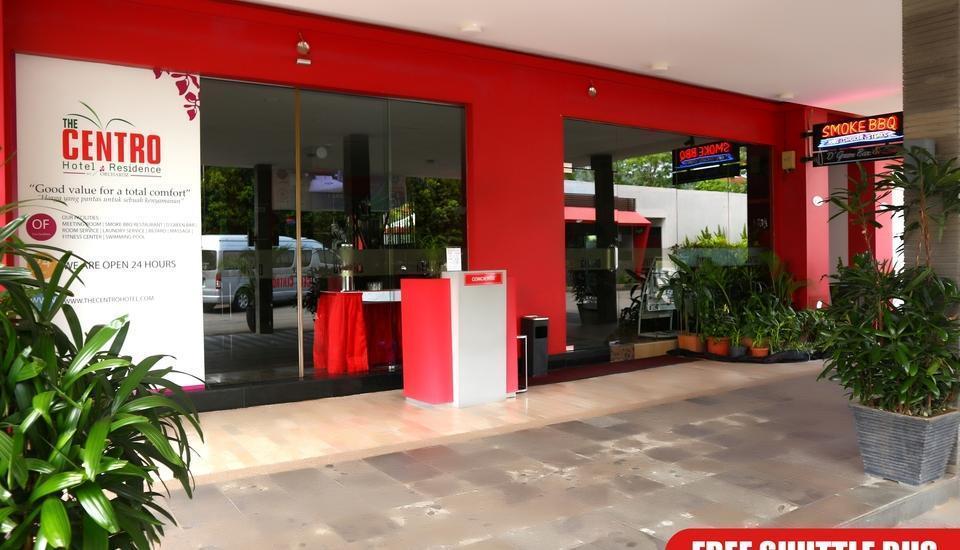 Centro Hotel  Batam - PINTU MASUK