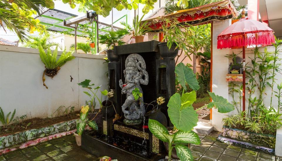 RedDoorz @Baik Baik Nakula Bali - Eksterior