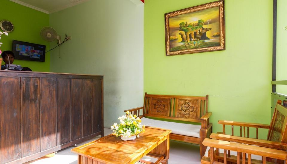 RedDoorz @Baik Baik Nakula Bali - Resepsionis
