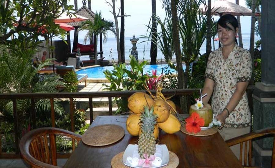 Bali Bhuana Villas Bali - Restoran