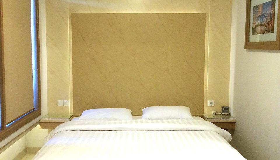 Milia Hotel Tarakan - Suite One Double Non Smoking Regular Plan