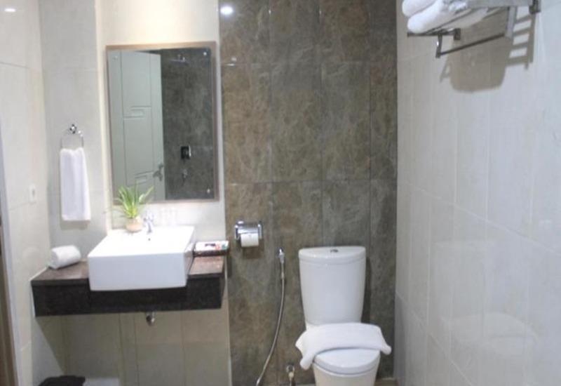 Grand Dian Hotel Tegal - Kamar mandi