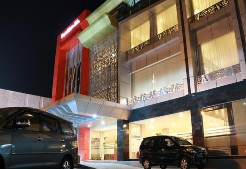 Grand Dian Hotel Tegal - Eksterior