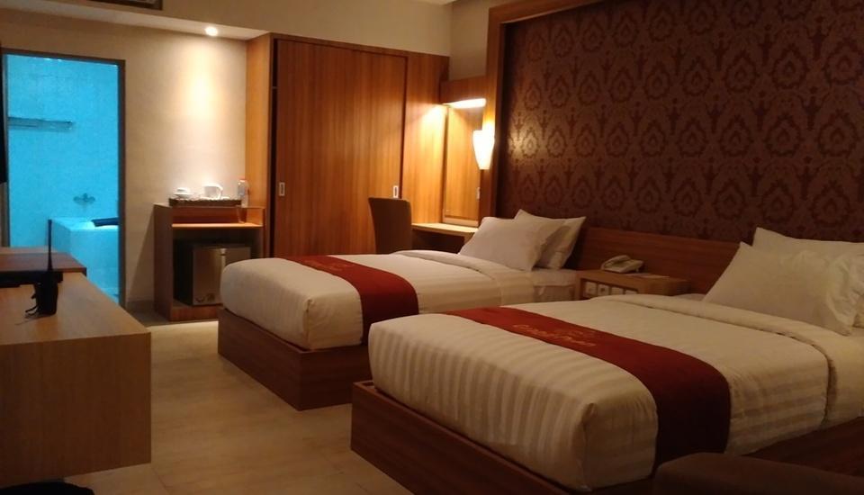 Grand Dian Hotel Tegal - Family Room Only Regular Plan