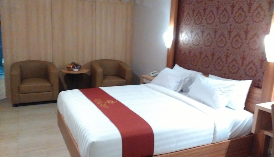Grand Dian Hotel Tegal - Living Room