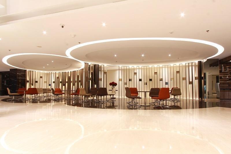 Hotel Grandia Bandung - Lounge lobi