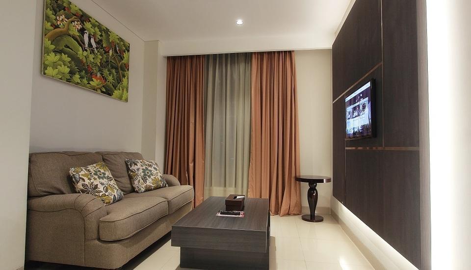Hotel Grandia Bandung - Kamar Suite Regular Plan