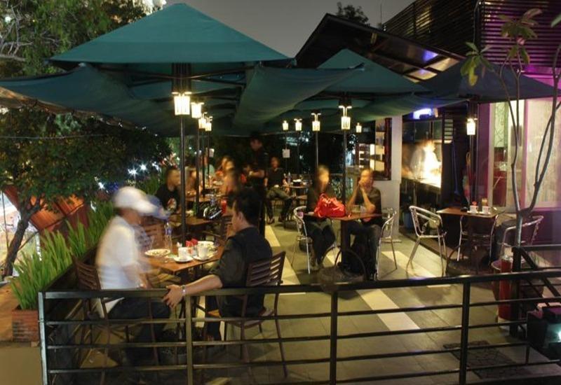 Simpang Lima Residence Semarang - Restoran