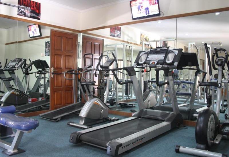 Hotel Lingga Bandung - Fitness Center