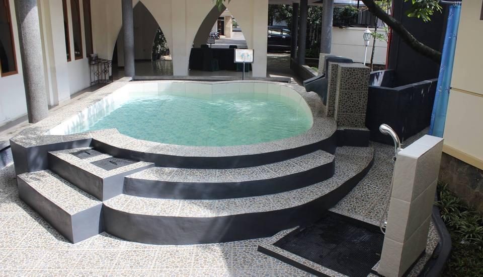 Hotel Lingga Bandung - Kolam renang anak