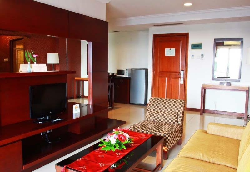 Galeri Ciumbuleuit Hotel Bandung - Grand Suite With Breakfast Regular Plan