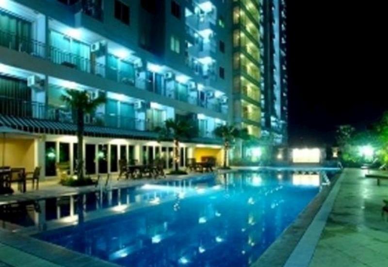 Galeri Ciumbuleuit Hotel Bandung - Swimming Pool