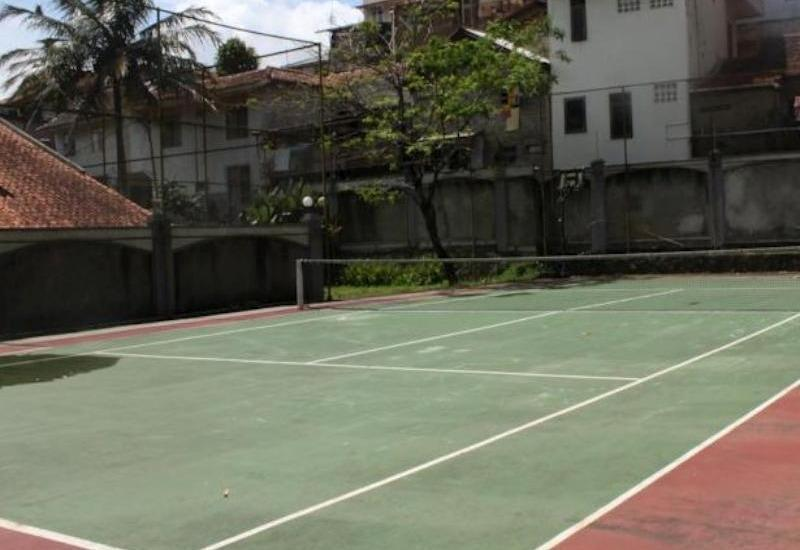 Galeri Ciumbuleuit Hotel Bandung - Tennis Field