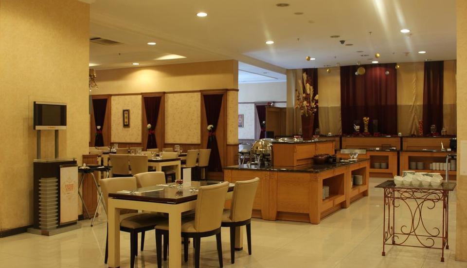 Galeri Ciumbuleuit Hotel Bandung - Restaurant