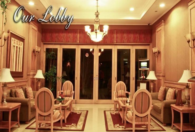 Galeri Ciumbuleuit Hotel Bandung - Lobby