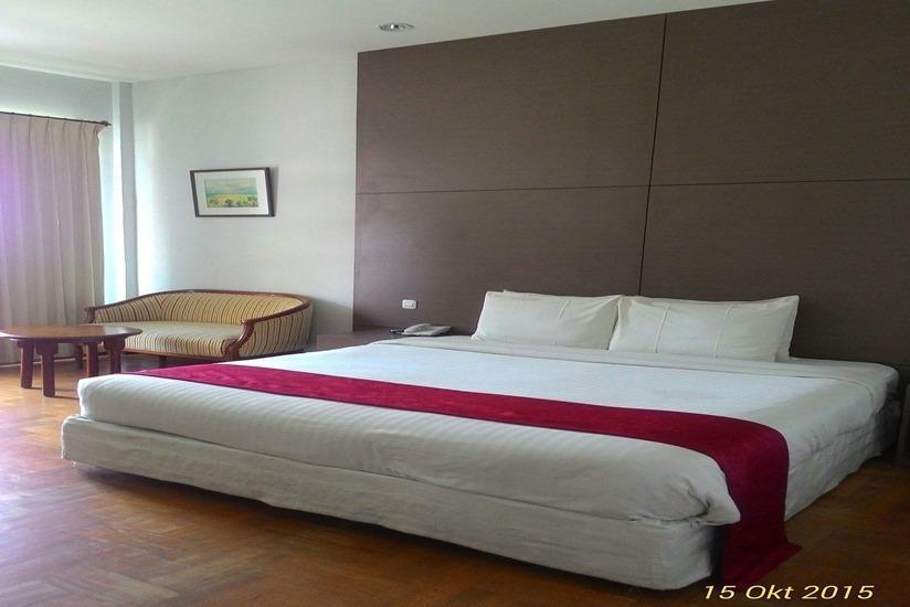 Sinabung Hills Resort Berastagi - Kamar tamu