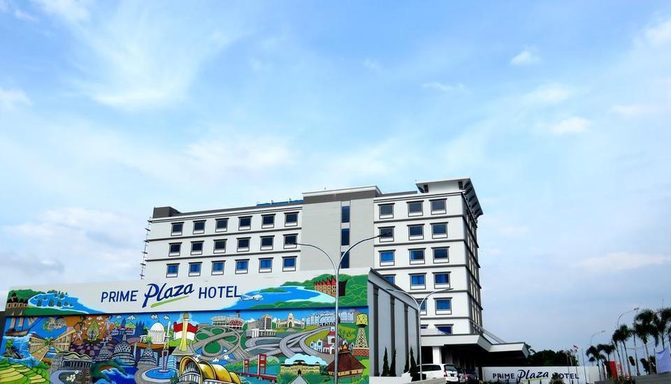 Prime Plaza Hotel Kualanamu - Medan Medan - Facade