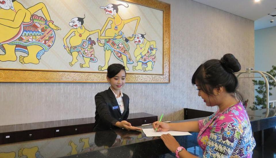 Prime Plaza Hotel Kualanamu - Medan Medan - Reception