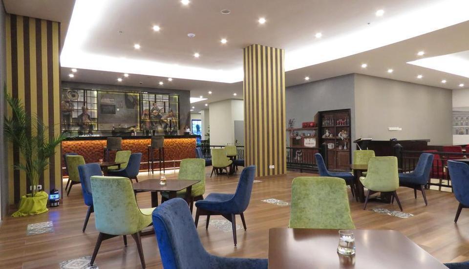 Prime Plaza Hotel Kualanamu - Medan Medan - restaurant