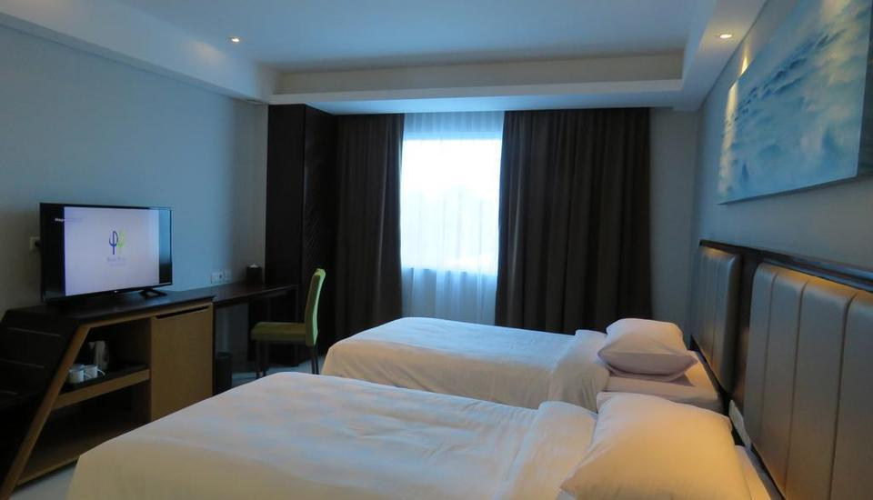 Prime Plaza Hotel Kualanamu - Medan Medan - Superior Twin Beds Regular Plan