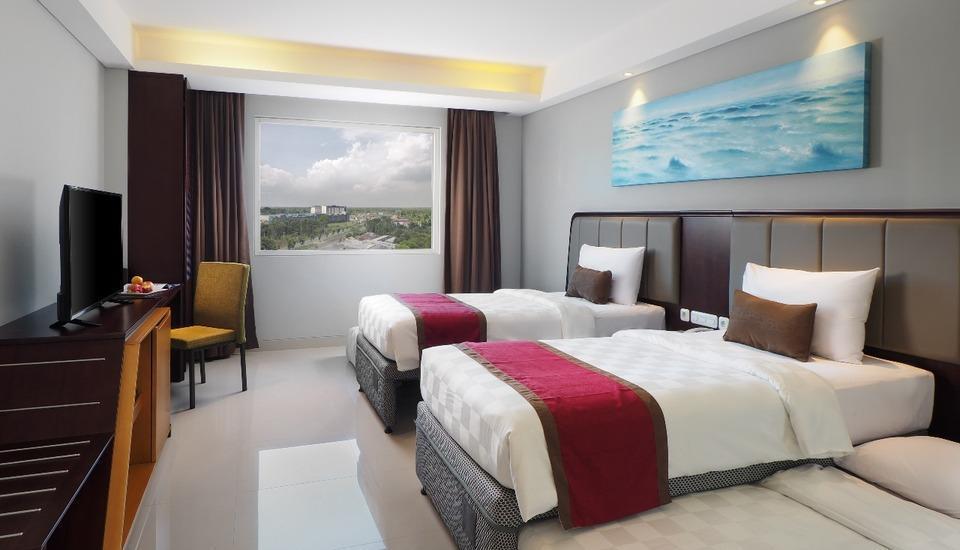 Prime Plaza Hotel Kualanamu - Medan Medan - Family room