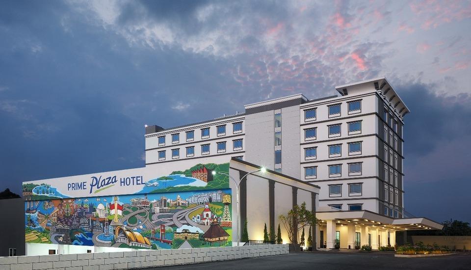 Prime Plaza Hotel Kualanamu - Medan Medan - Exterior