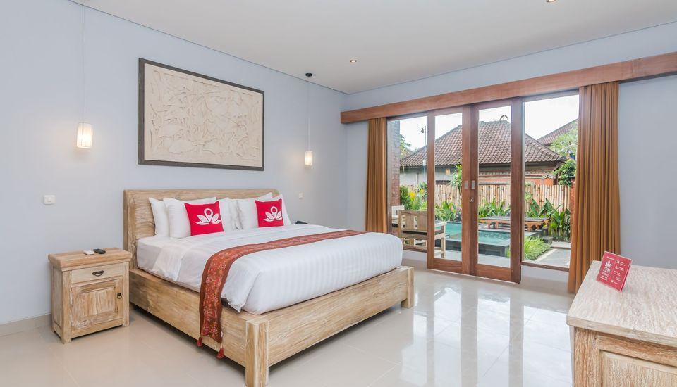 ZenRooms Ubud Jembawan Bali - Tampak keseluruhan
