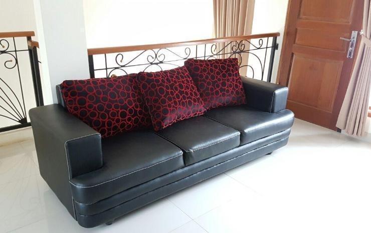 Villa Kusuma Malang - Ruang tamu