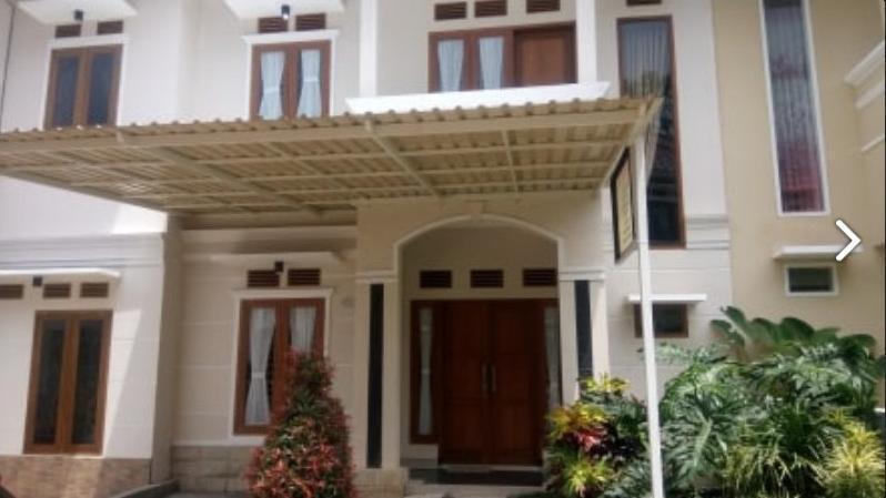 Villa Kusuma Malang - Tampak Depan