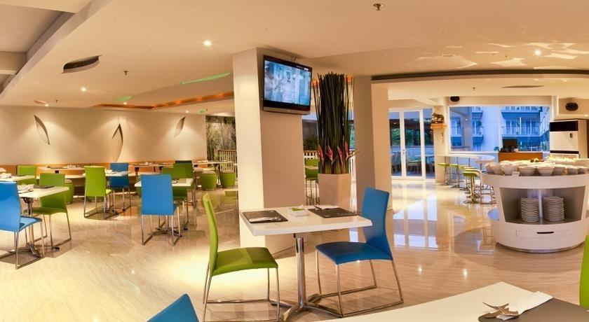 Eden Hotel Bali - Restaurant
